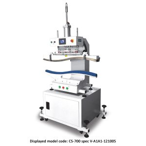 CS-700<br><b>Pneumatic Long Curve Press Machine</b>