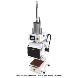 CS-709<br><b>Pneumatic Flat Cool + Heat Press Machine </b>