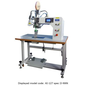 AI-127 <br><b>Hot Air Sealing Machine</b>