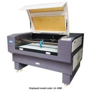 LA-1080/1390/1610<br><b>Non-Metal Laser Cutting Machine</b>