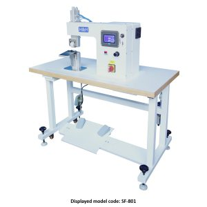 SF-801<br><b>Multifunctional Roller Bonding Machine</b>
