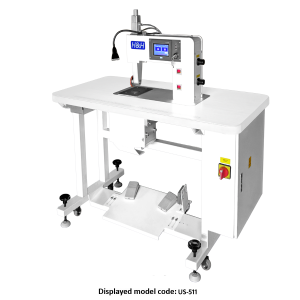 US-511<br><b>ULTRASONIC ROTARY WELDING MACHINE</b>