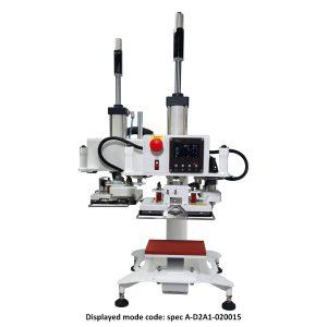 CS-674N<br><b>Pneumatic Flat Cool + Heat Press Machine</b>