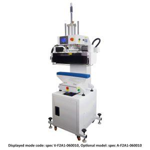CS-689<br><b>Pneumatic Flat Cool + Heat Press Machine</b>