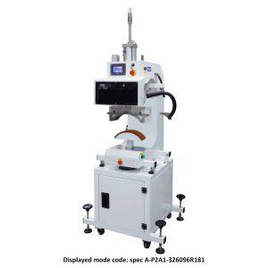 CS-740 <br><b>Pneumatic Curve Cool + Heat Press Machine</b>