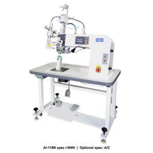 AI-118N<br><b>Hot Air Sealing Machine</b>
