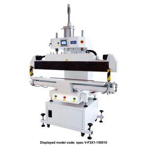 CS-707 <br><b>Pneumatic Flat Cool + Heat Press Machine</b>