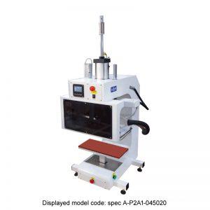 CS-745 <br><b>Pneumatic Flat Cool + Heat Press Machine</b>