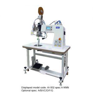 AI-002<br><b>Hot Air Sealing Machine</b>