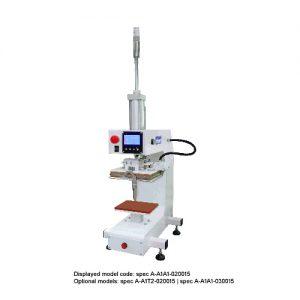 CS-652N<br><b>Pneumatic Flat Press Machine</b>