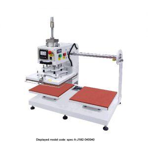 CS-705N<br><b>Pneumatic Flat Press Machine</b>