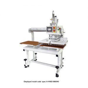 CS-771 <br><b>Automatic Twin Bed Flat Press Machine</b>