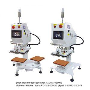 CS-653N<br><b>Pneumatic Flat Press Machine</b>