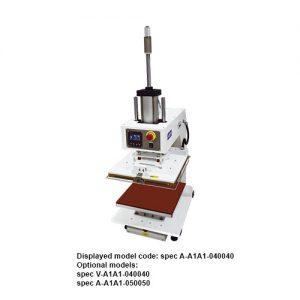 CS-719N<br><b>Pneumatic Flat Press Machine</b>