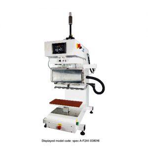 CS-780 <br><b>Pneumatic Flat Cool + Heat Press Machine</b>