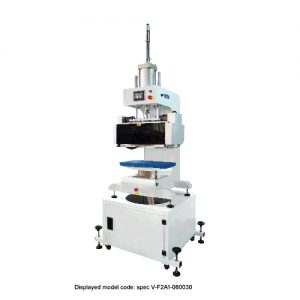 CS-785 <br><b>Pneumatic Flat Cool + Heat Press Machine</b>