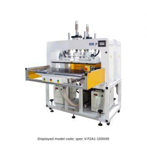 CS-786 <br><b>Pneumatic Flat Cool + Heat Press Machine</b>